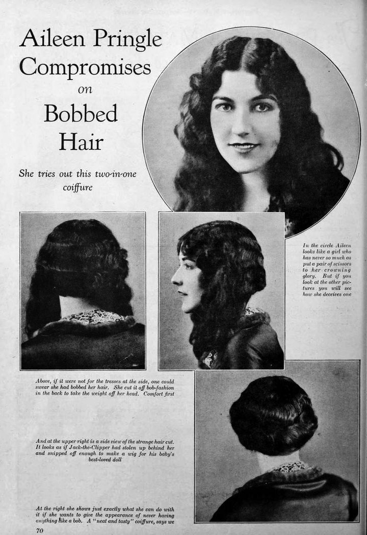 Fabulous Vintage Pictures Of Womens Hairstyles And Make Up From The