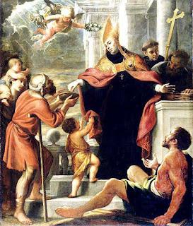 Cuadro de Mateo Cerezo en el Louvre