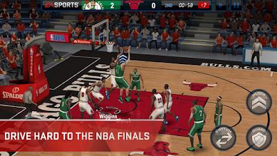 Permainan basket terbaru