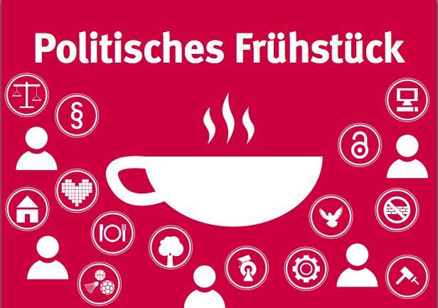 Politisches Samstagsfrühstück in Greifswald