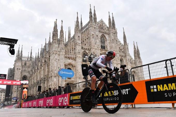 Geoghegan Hart drámai végjátékban nyerte meg a Giro d'Italiát