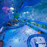 Пекин аквапарк