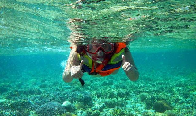 Harga Tiket Masuk Pantai Teluk Biru Banyuwangi Yang Keren
