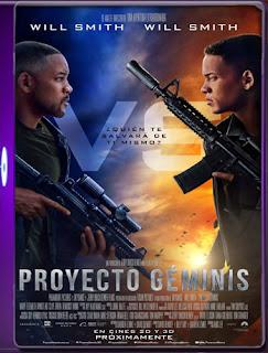 Proyecto Géminis (2019) BDRip [1080p] (60 FPS) Latino [Google Drive] Panchirulo