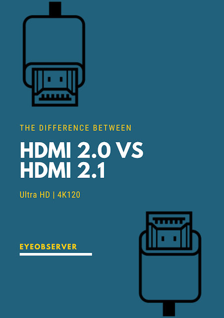The Difference Between HDMI 2.0 and HDMI 2.1