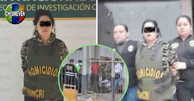 Venezolana acusada de asesinato y descuartizamientos en Perú fue extraditada