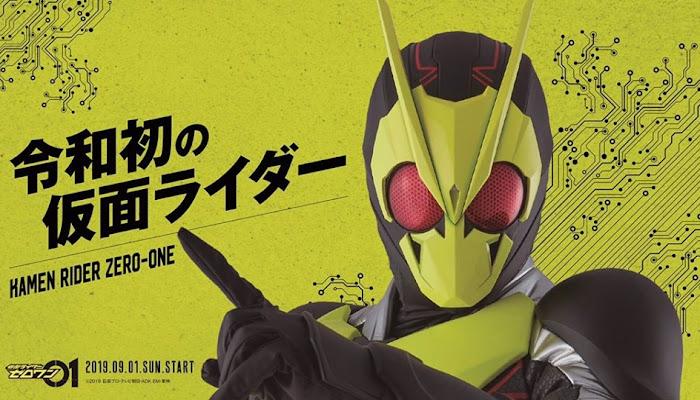 [TVS] Kamen Rider Zero-One (01/??)