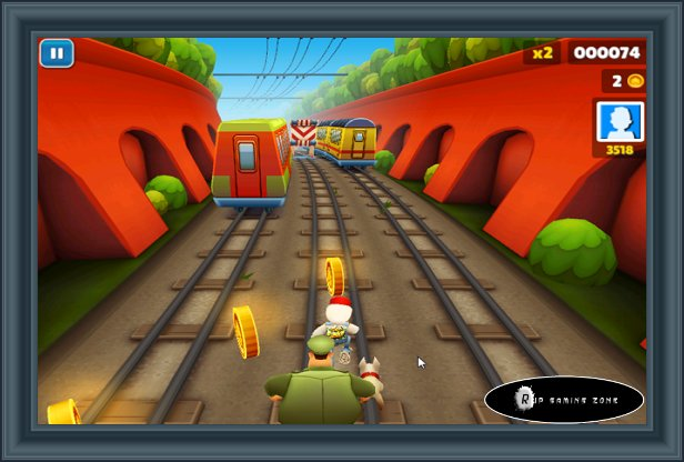 Subway Surfers For PC Game Free Download And Install
