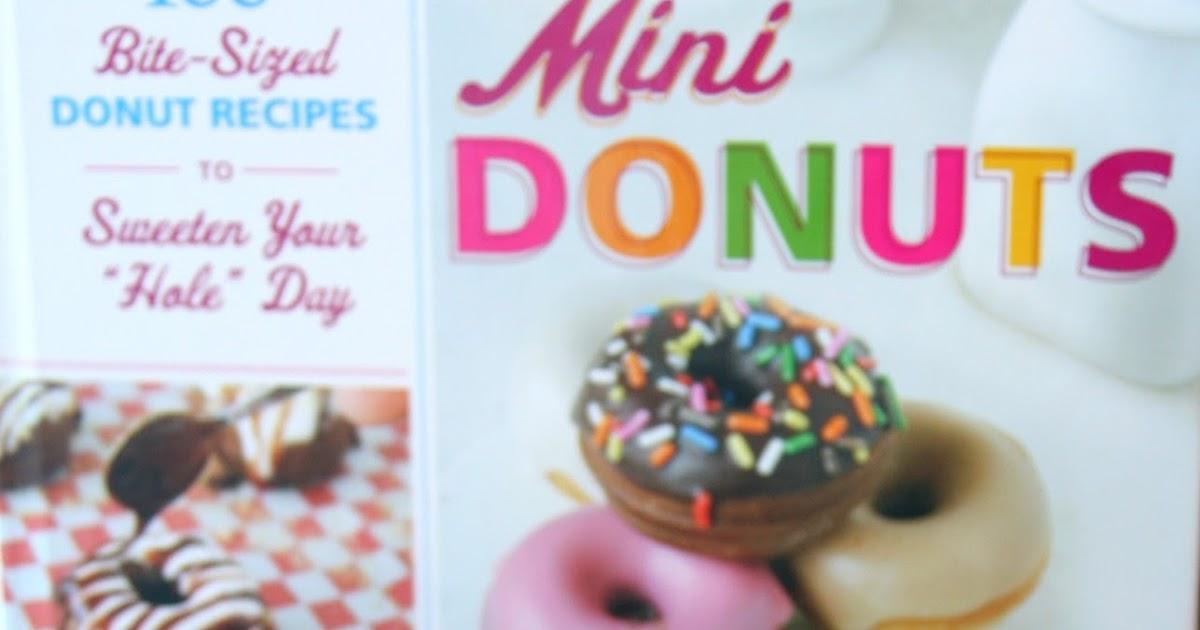 Mih Product Reviews Amp Giveaways Mini Donuts 100 Bite