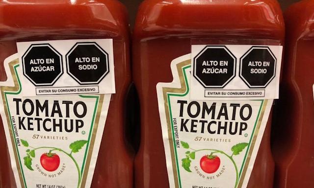 Nuevo etiquetado entrará en vigor en octubre