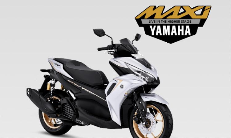 "Yamaha Aerox 155 VVA Connected : hmm Kenapa ""CONNECTED"" ?"