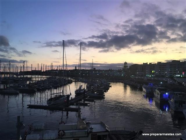 puerto de San Miguel en Ponta Delgada