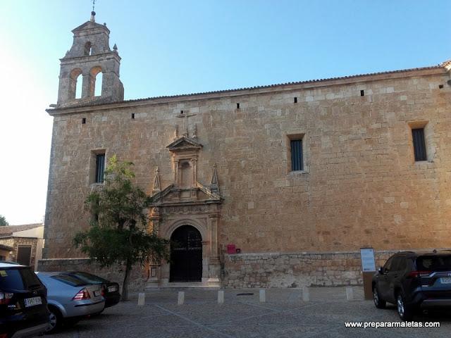 pueblos bonitos de Cuenca, Alarcón