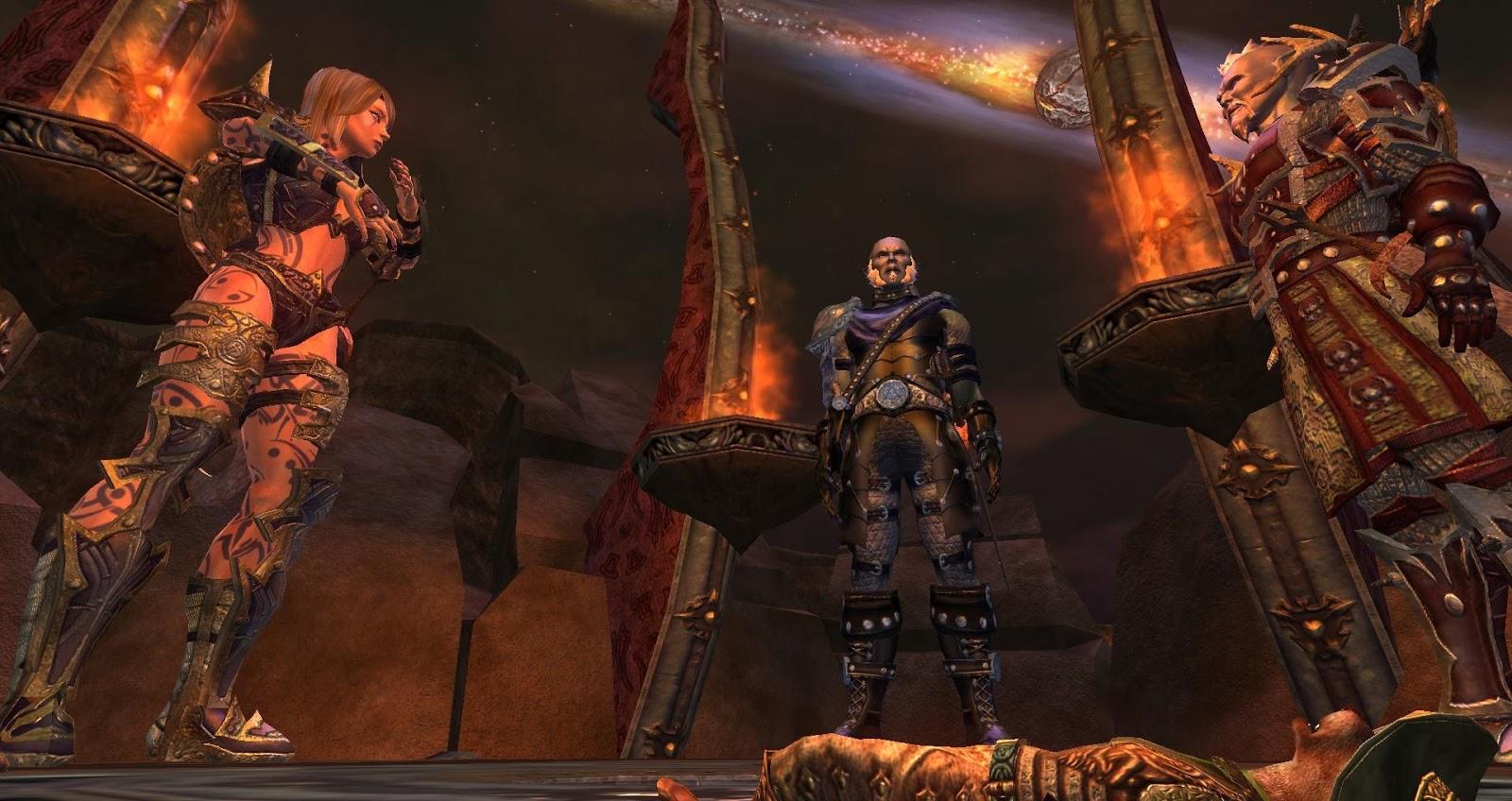 Inventory Full: Pure Orc Magic : EQ2
