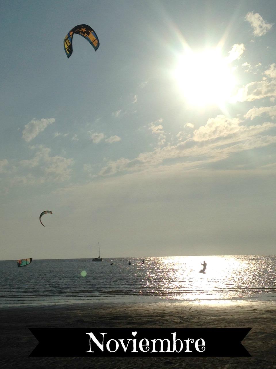 kiter kitesurf