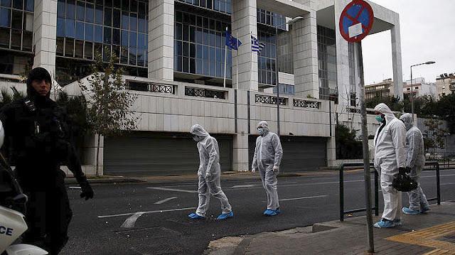 Βόμβα στο εφετείο Αθηνών - Καταδρομική επίθεση με βανάκι από 4 τρομοκράτες