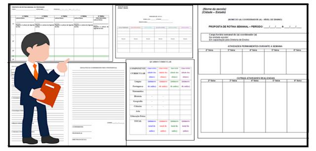 Fichas de acompanhamento para baixar em PDF
