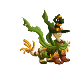 Scarecrow Dragon