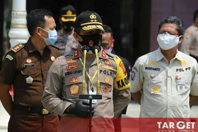 Kapolda Jateng : Polri Jamin Keamanan Saat Libur Panjang dan Perketat Prokes