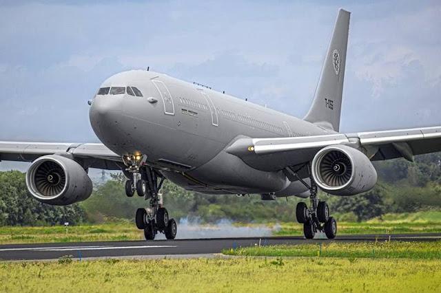 Airbus A330 tanker Canada