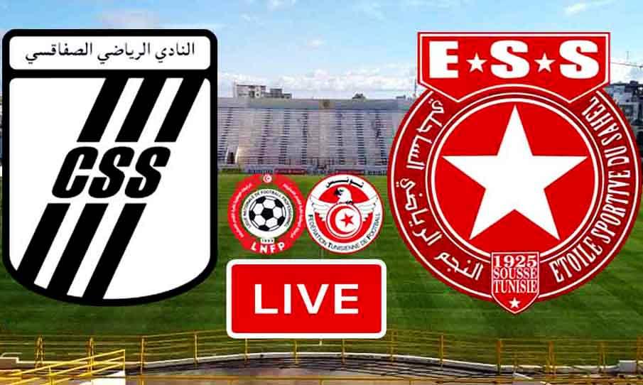 Match CS Sfaxien VS Etoile du Sahel Live Stream