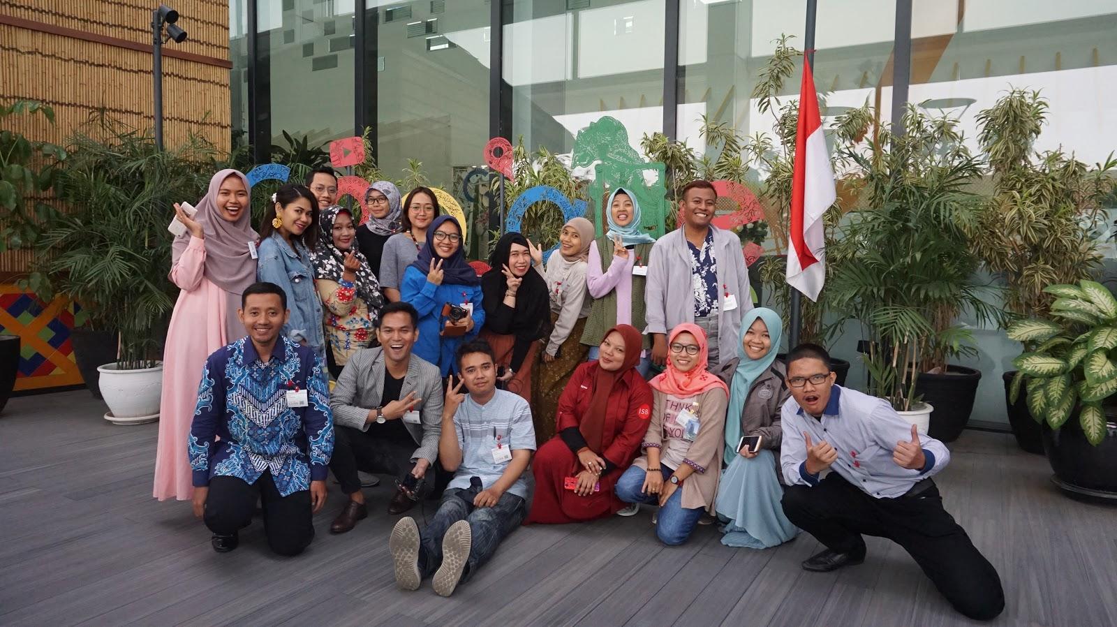 Pengalaman Seru Belajar Content Writing Bareng Komunitas ISB Di Kantor Google Indonesia