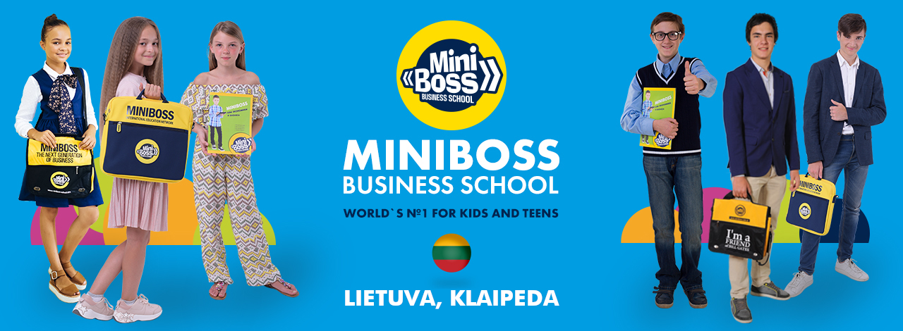 MINIBOSS BUSINESS SCHOOL (KLAIPEDA)