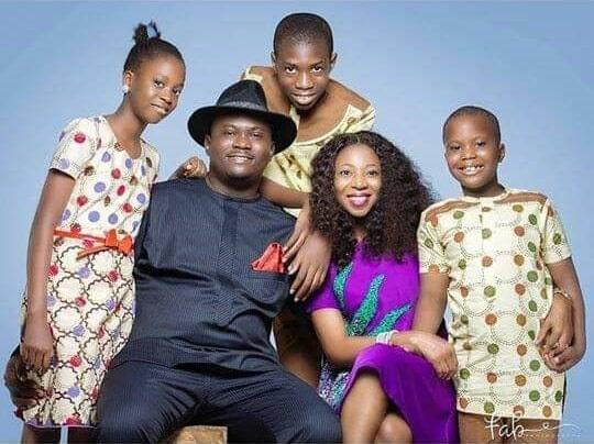 BREAKING: Nigerian Gospel Singer Preye Is Dead [PHOTOS]