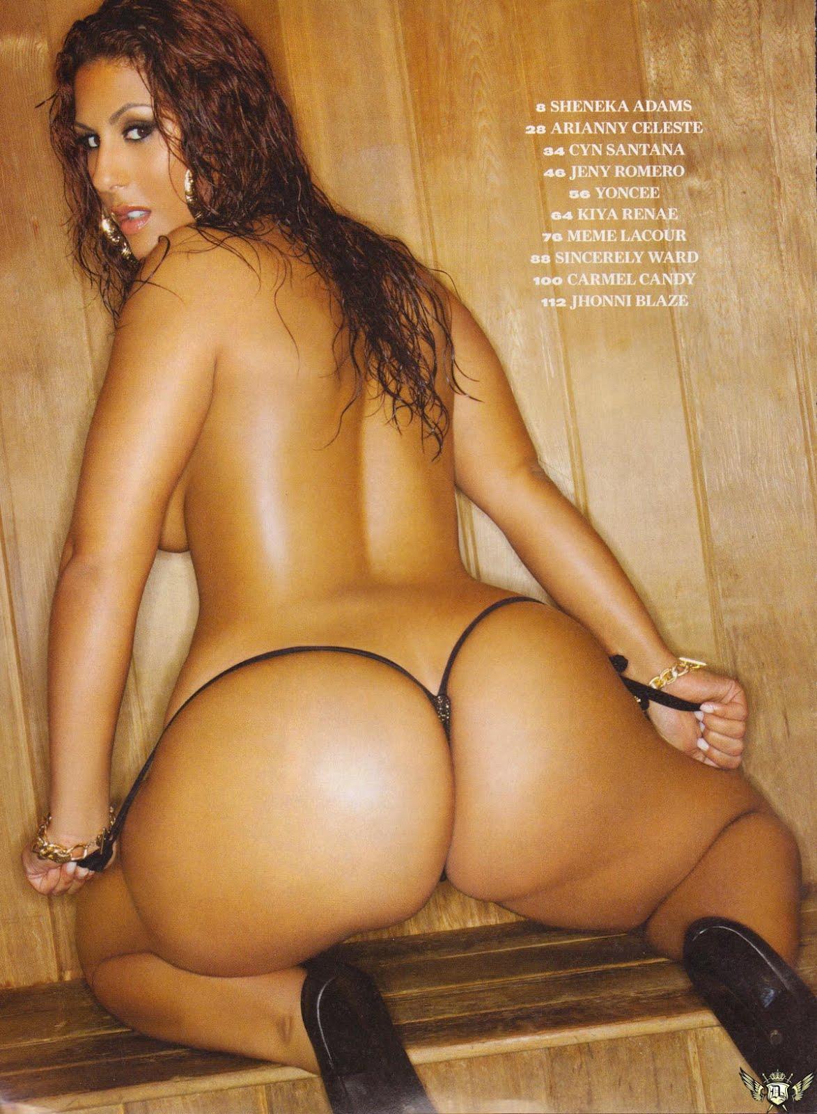 Nude on king magazine