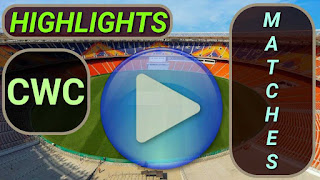 ICC World Cup Matches Highlights
