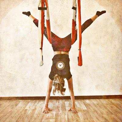 yoga a'ereo