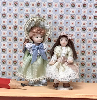 Mini dolls for dolls ~ Where Small Things Live