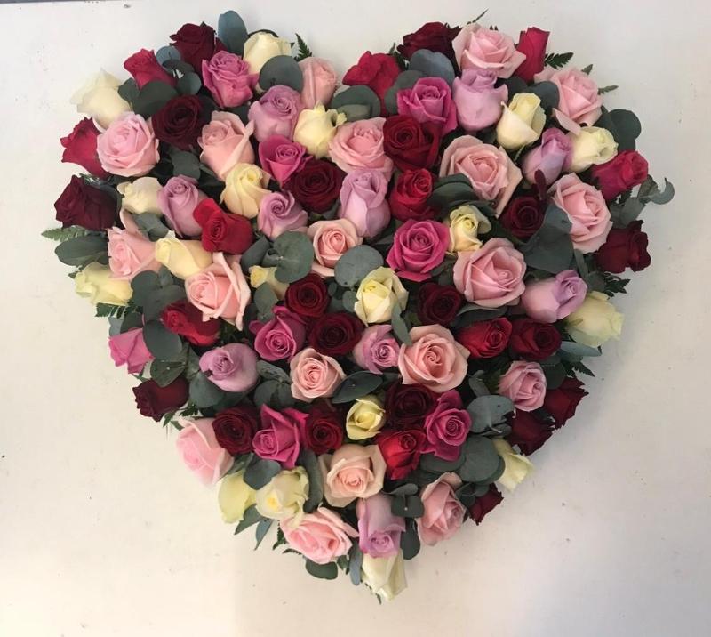 gambar mawar hitam bagus