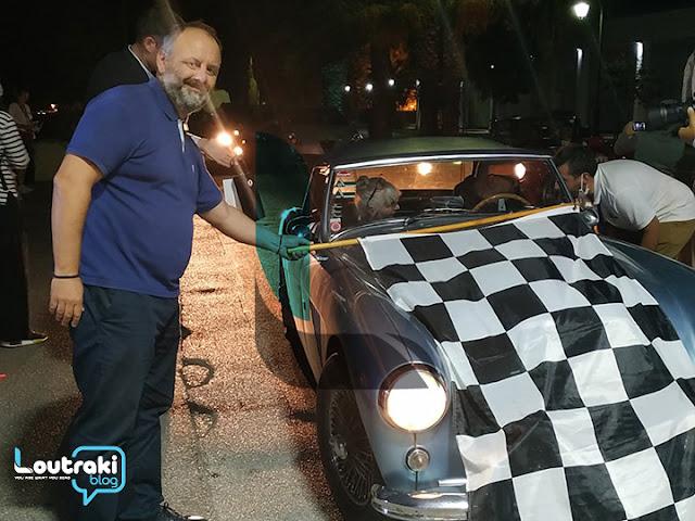 Το γύρο της Πελοποννήσου έκαναν ιστορικά αυτοκίνητα  (βίντεο)