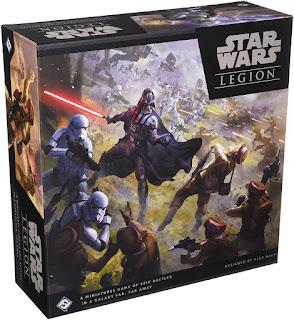 Review del juego de mesa Star Wars Legion.