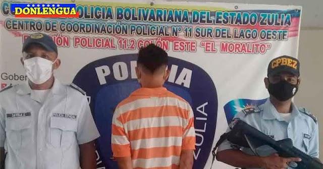 SIGAN BUSCANDO MARIDOS   Otro padrastro detenido en el Zulia por abusar de su hijastra de 13 años