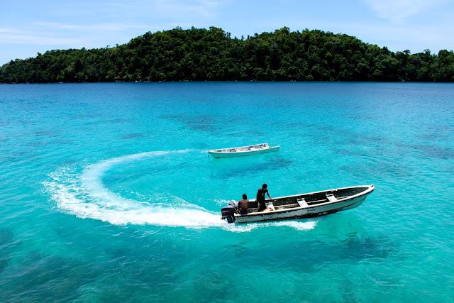 Nikmati Pantai Iboih, Gerbang Keindahan Nusantara