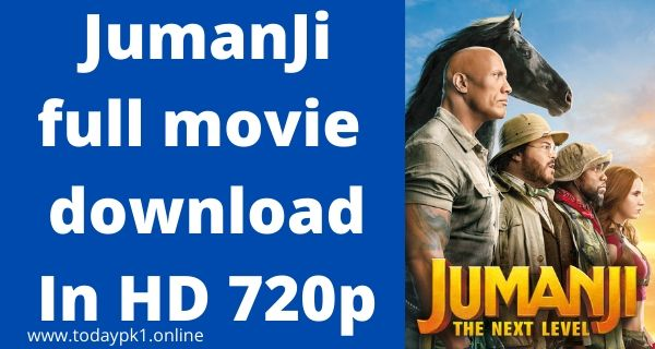 Jumanji The Next Level Full Movie Download Hindi Free HD