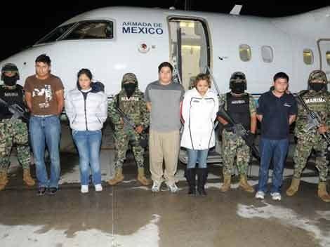 borderland beat zetas cartel paymaster arrested in nuevo leon