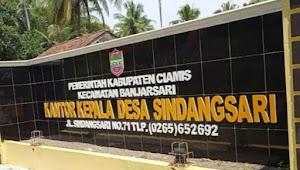 Pemeritahan Desa Sindangsari Banjarsari Rekayasa Pinjaman ke BUMDES