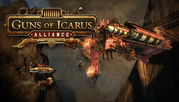Guns of Icarus Alliance Free by dmznetworks.tech