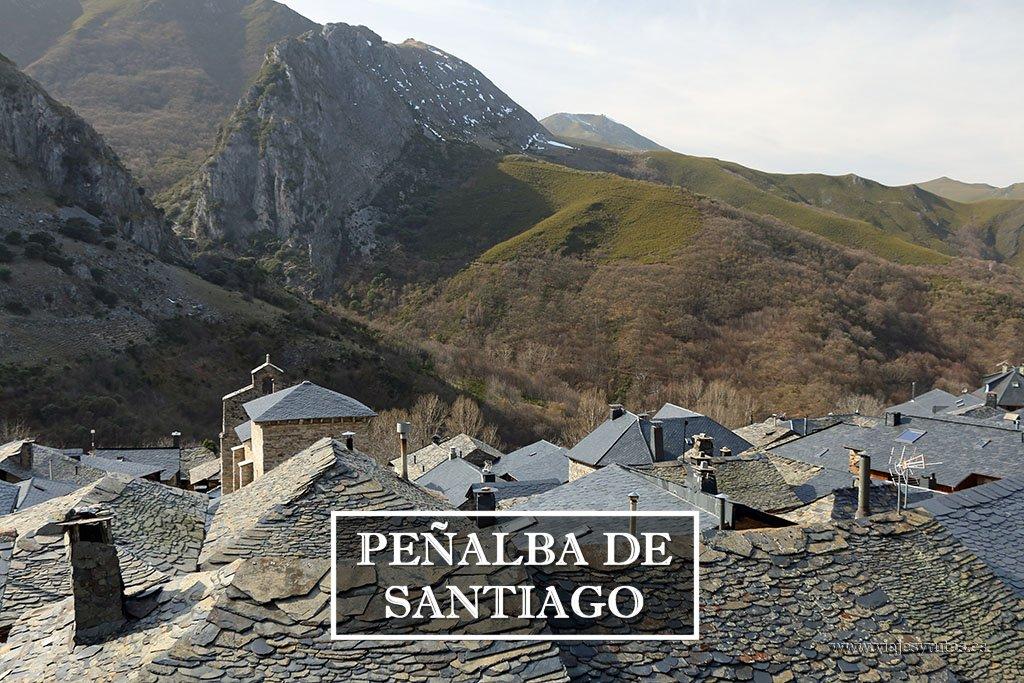 Peñalba de Santiago (Valle del Silencio)
