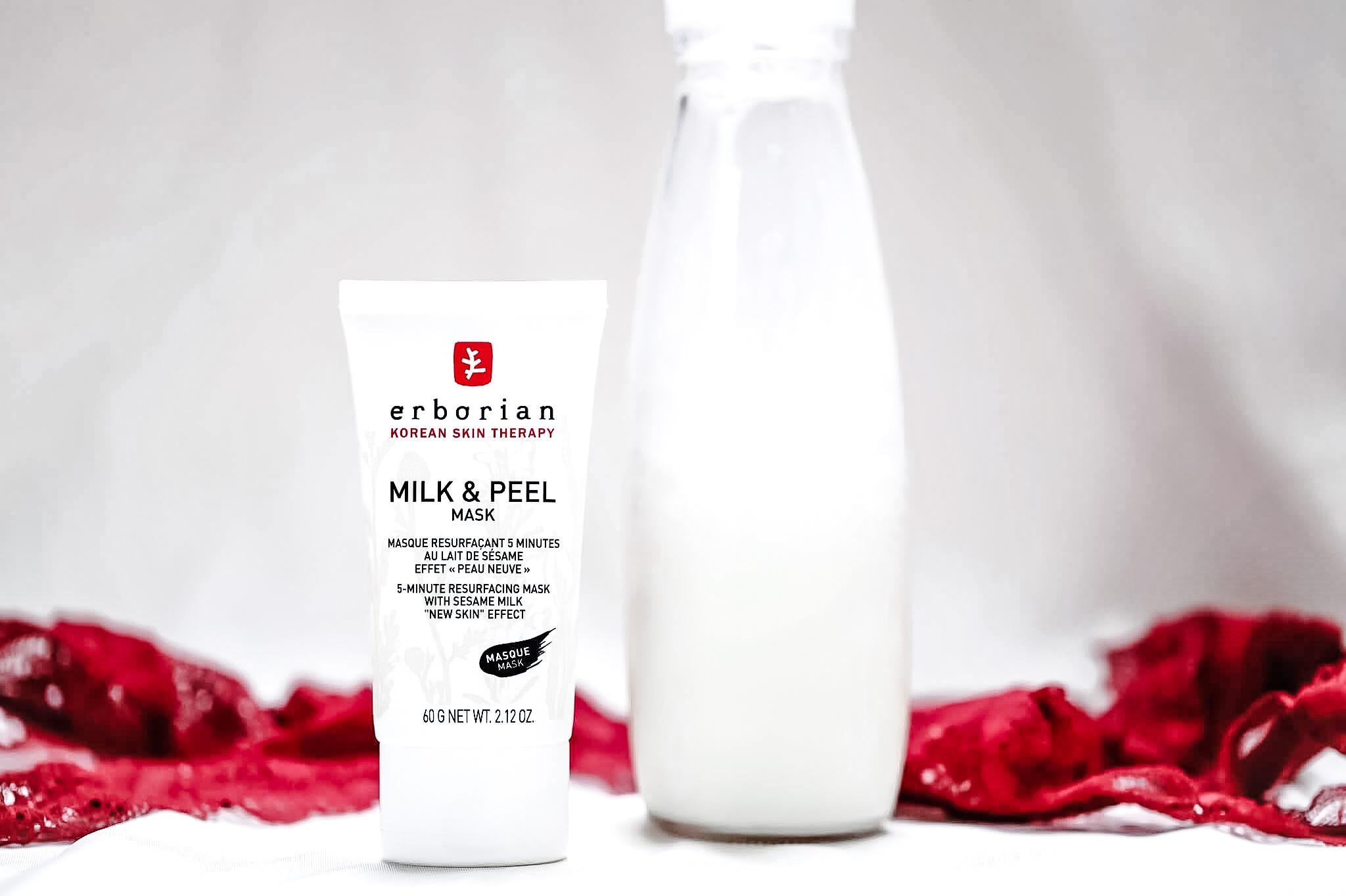 Erborian Milk Peel Masque Visage