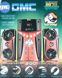 Speaker karaoke GMC 887b menjadi salah satu yang terbaik untuk kebutuhan pribadi. Mari kita sedikit ulas mengenai speaker aktif gmc 887b sebagai contoh.