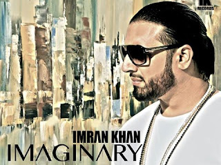 Imaginary Girl Lyrics - Imran Khan