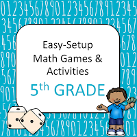 Math Games & Activities for 5th Grade