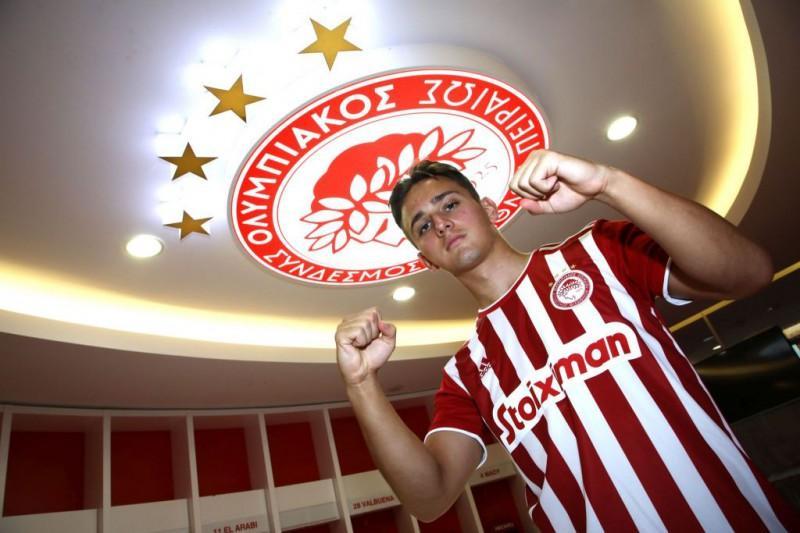 Νικολακόπουλος: «Ο Ολυμπιακός έχει παίκτες με προδιαγραφές και από τη Β' ομάδα»