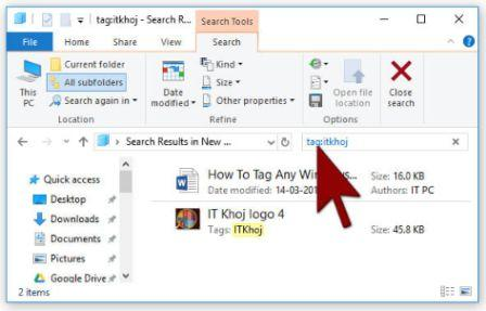 Tagging Tips: how to Organize Computer Files and Folders