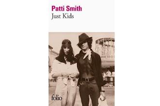 Lundi Librairie : Just Kids - Patti Smith