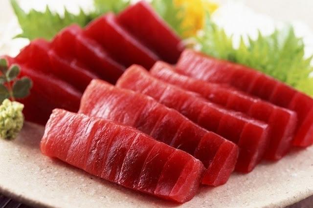 Cá ngừ thực phẩm tăng cân hiệu quả cho người gầy